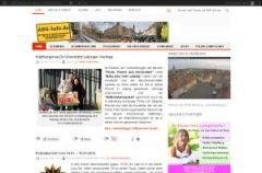 ABG-Info.de - News- und Onlinecommunity - vor Relaunch 2012
