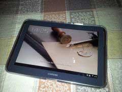Mein Samsung Tablet Note 10.1 mein neuer Lieblin