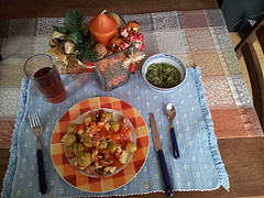 Mittagessen bei uNi