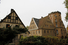 Spätsommer-Spaziergang am Schloss Poschwitz