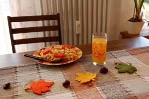 Unis ZiZwEi-Nudeln ein deftiges und leckeres Essen
