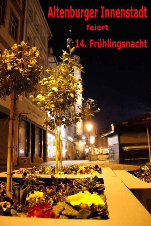 Altenburger Frühlingsnacht