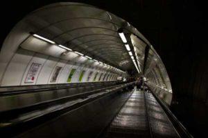 U-Bahn Station in Prag (Foto: der uNi)