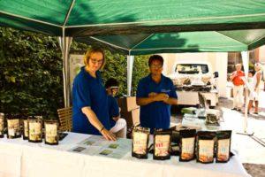 Teeangebot vom Teehaus Förderverein