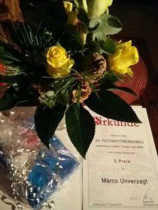 Ich habe beim Fotowettbewerb der Stadt Altenburg 2016 einen Preis erhalten. (Foto: der uNi)