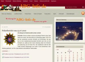 ABG-Info - Juli 2010