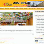 ABG-Info - August 2013